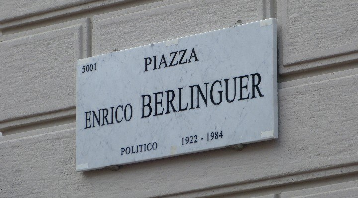 piazza enrico berlinguer