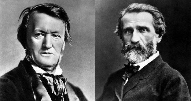 Richard-Wagner-Giuseppe-Verdi