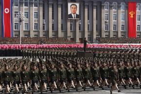 corea del nord regime