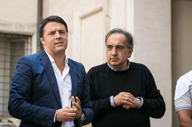 Renzi Marchionne