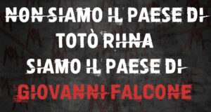 Il paese di #Falcone