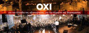 #Tsipras, il NO scriverà la storia