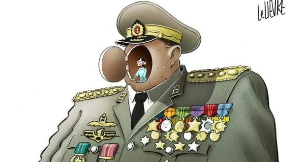 In #Myanmar vince la democrazia (ma in Italia si parla di #GianniMorandi)