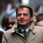 Olof #Palme e il socialismo democratico, 30 anni dopo