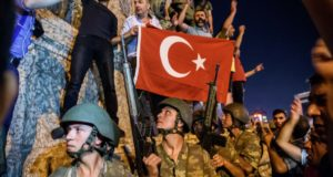 #Turchia, se questo è un #golpe