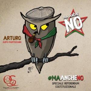 Speciale Referendum #maancheNO Arturo