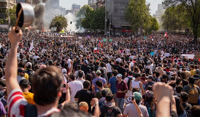 Cile Proteste 2019