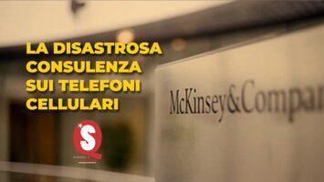 McKinsey, quella disastrosa consulenza sui cellulari