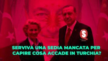 Erdoğan-Draghi, Buongiorno Principesse